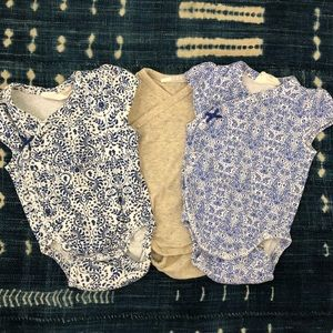 H & M onesie bundle